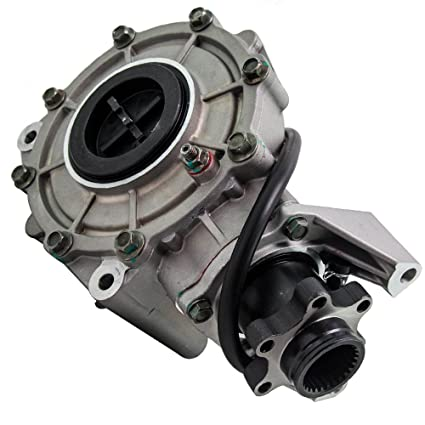 maXpeedingrods Complete Rear Differential for Yamaha Rhino 660 450 700  2004-2013 5UG-46101-01-00