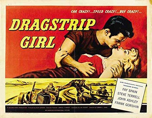 Dragstrip Girl POSTER (11