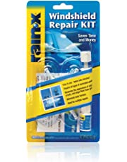 RainX Fix a Windshield Do it Yourself Windshield Repair Kit for Chips Cracks Bulll's-Eyes and Stars