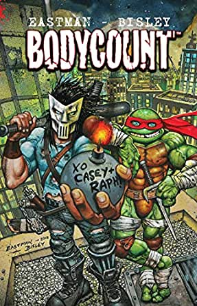 Teenage Mutant Ninja Turtles: Bodycount (English Edition ...