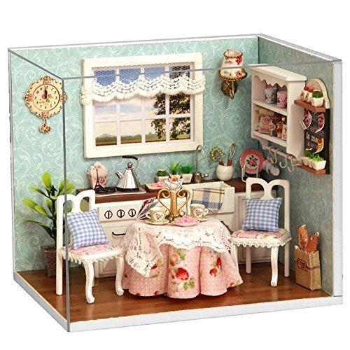 how to make a dollhouse - 2