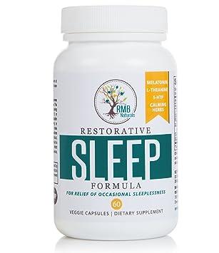 Amazon.com: Melatonina, natural ayuda, fuerza extra para ...