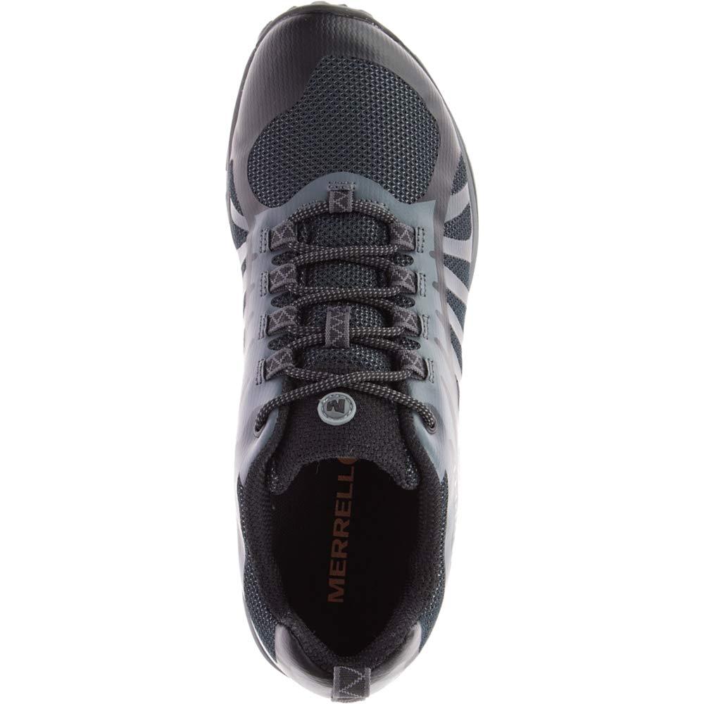 Merrell Womens Siren Edge Q2 Sneakers 8.5 M US Black