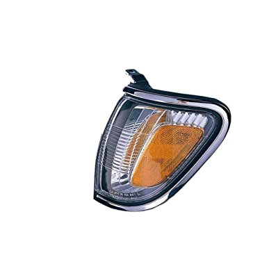 DEPO 312-1547L-AS1 Replacement Driver Side Parking Light Assembly (This product is an aftermarket product. It is not created or sold by the OE car company): Automotive