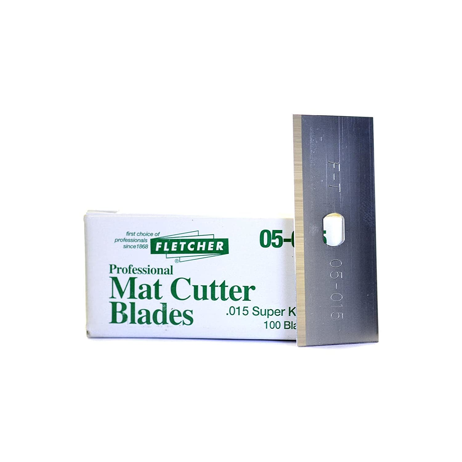Fletcher-Terry MatMate Replacement Blades pack of 100 blades