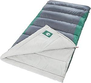 Coleman Autumn Glen 40 Degree Big & Tall Sleeping Bag