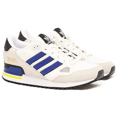 7e6e0d1b95600 adidas Originals ZX 750 Mens Trainers Q23656 Sneakers Shoes White Size  6 UK   Amazon.co.uk  Shoes   Bags