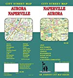 Naperville / Aurora, Illinois Street Map