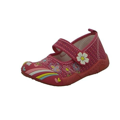 GIRLZ ONLY Mocasines Para Niña, Color Rojo, Talla 23.0: Amazon.es: Zapatos y complementos