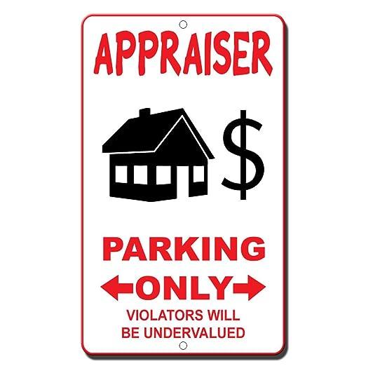 Appraiser Parking