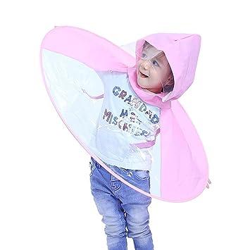 Geetobby - Paraguas Plegable para niños, diseño de ...