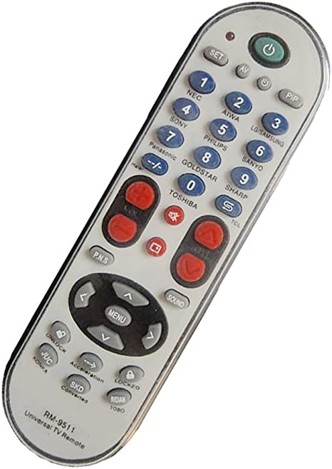 Smart Mando a Distancia TV Inteligente Universal TV Televisores LCD rm-9511: Amazon.es: Electrónica