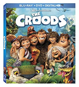 Cover Image for 'The Croods (Blu-ray / DVD + Digital Copy)'