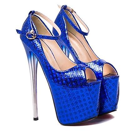 Amazon Com Spring Women S Pumps Stiletto Heels Sandals High