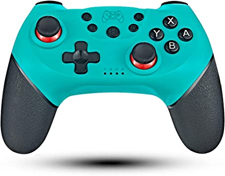 Maegoo Mando Inalámbrico para Nintendo Switch, Bluetooth Wireless ...