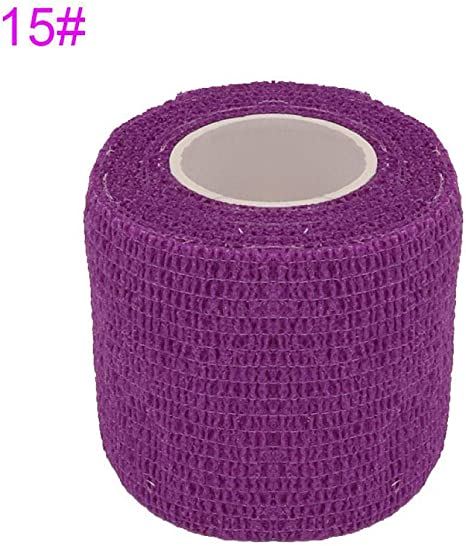 Amazon Com 18 Colors Colorful Knee Protector Wrap Tape Sport