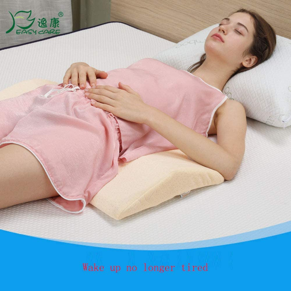 Wedge Knee Support Pillow, Leg Swelling