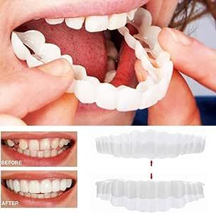 Amazon Com Snap On Smile Instant Perfect Smile Clip On Veneers