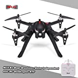 Andoer Upgraded Version MJX Bugs 3 RC Drone, Brushless Motor, Independent ESC, Support C4000 Gopro 3/4 XiaoYi Action Camera w/ 2.4G 6-Axis Gyro