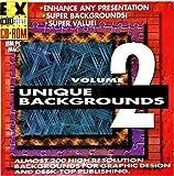 Unique Backgrounds 2 / Hybrid CD Rom
