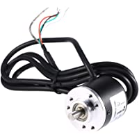 Encoder de 600P/R 5V-24V, Codificador Rotatorio Incremental Fotoeléctrico