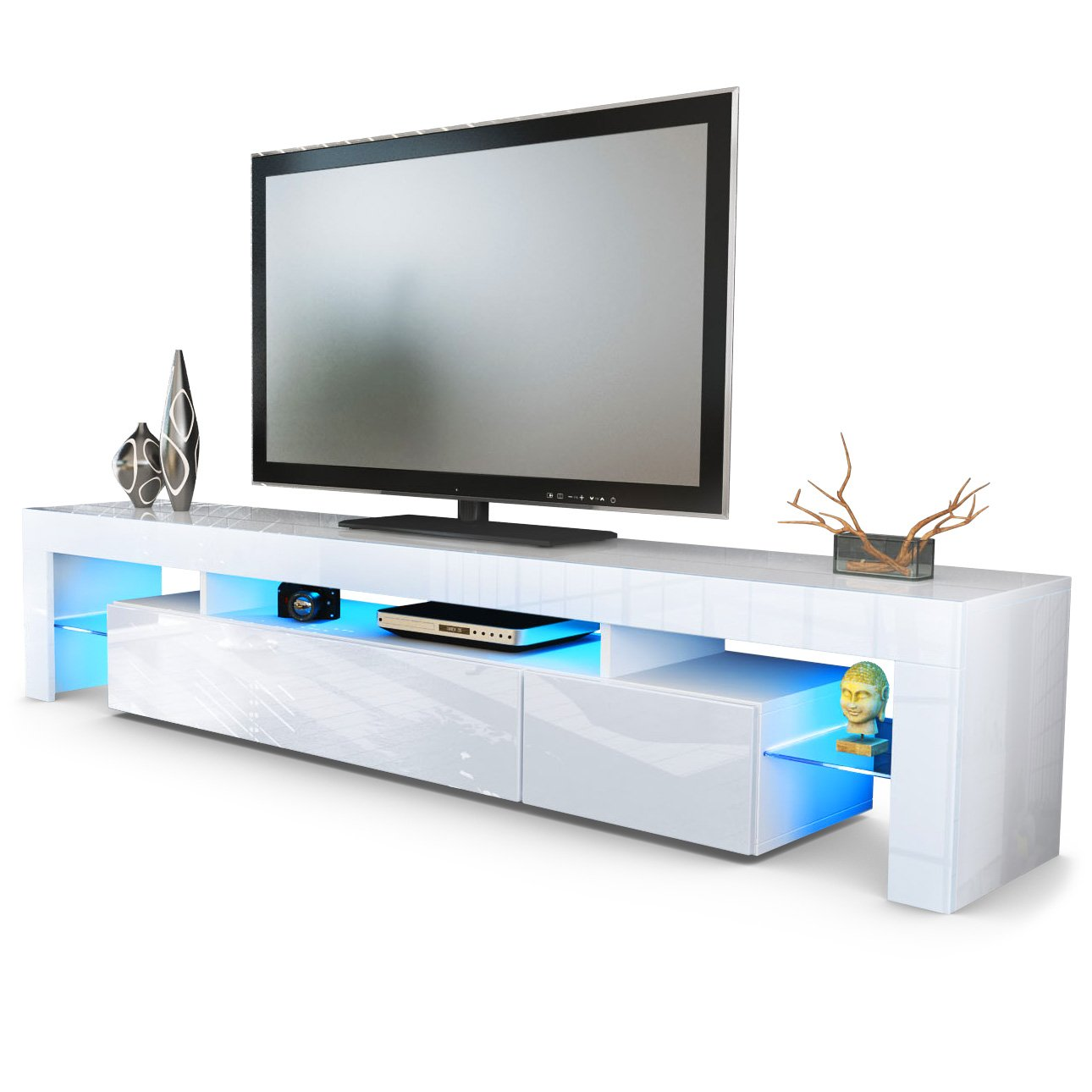 Meuble Tele A Led Meuble Tv Design Contemporain Ch Tellerault # Meubles Tele A Leds