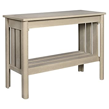 CR Plastic Stratford Console Table