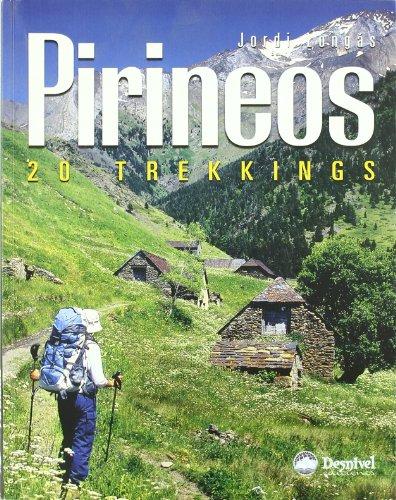 Pirineos - 20 trekkings por Jordi Longas
