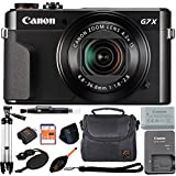 Canon PowerShot G7 X Mark II 20.1MP 4.2x Optical Zoom Digital Camera and Built-in WiFi/NFC (Advanced Bundle)