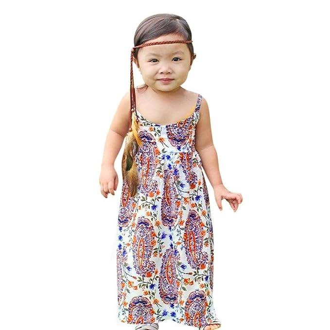squarex - Pijamas enteros - para bebé niña Multicolor 2-3 Años