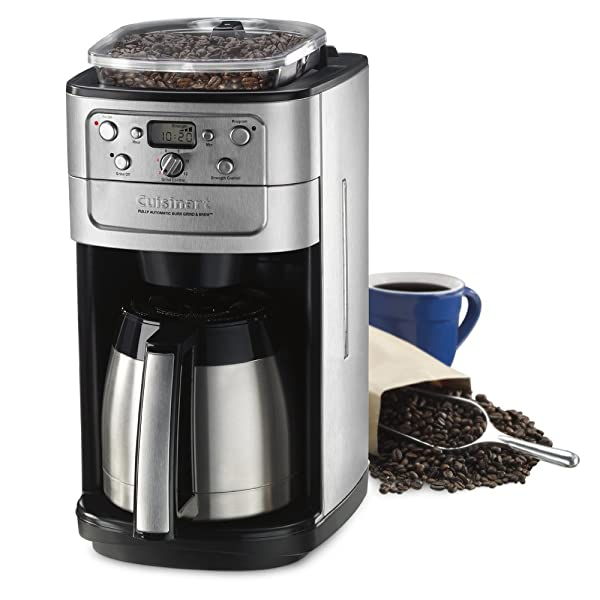 Best-Coffee-Maker-With-Grinder