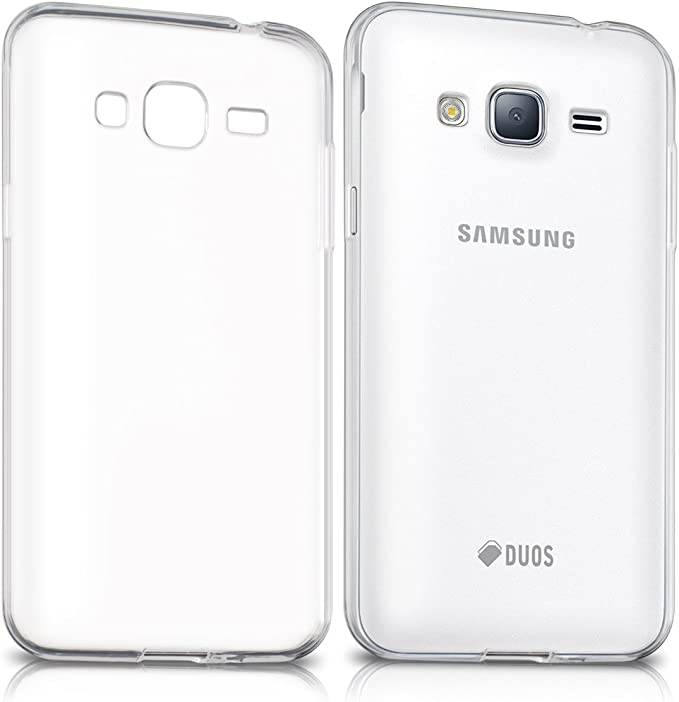 kwmobile Funda para Samsung Galaxy J3 (2016) DUOS - Case para ...