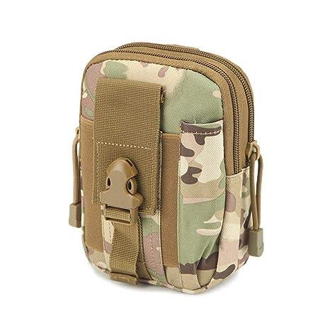 9f5e196ad61a Amazon.com : XDH-RTS Military Waist Bag Fanny Pack Waterproof Phone ...