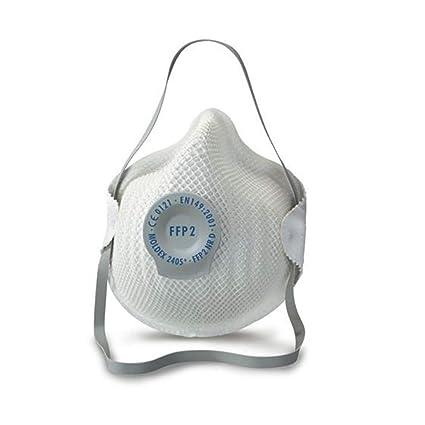 1f741e09630 Mascarillas de protección de la UE - geprüfte FFP2 Fein Polvo Máscara -  Polvo Máscara para