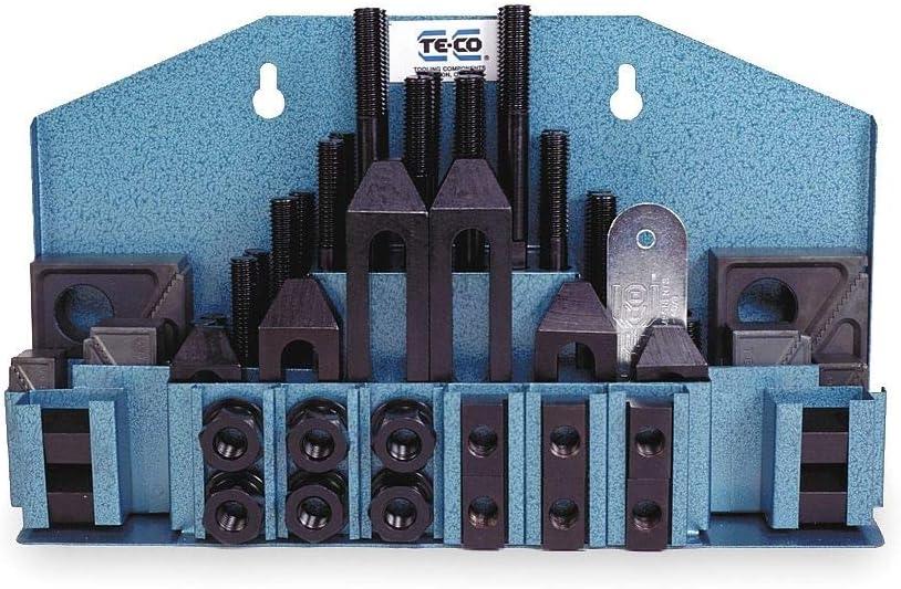 1//2 3//8-16 Stud Clamping Kit 54 pcs