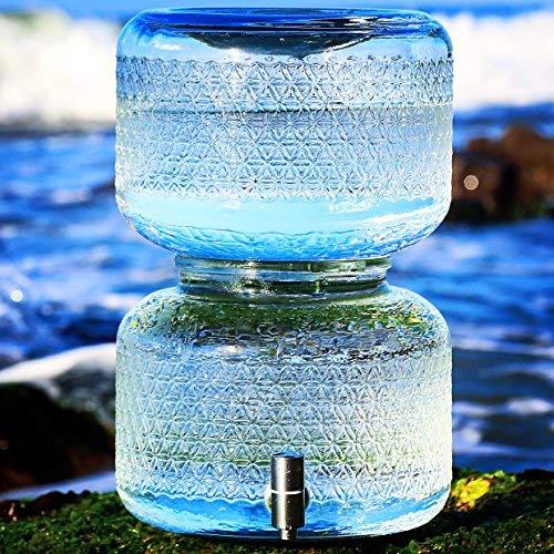 Combo Jugs (2.5 gallon glass jug/ dispenser combo set)