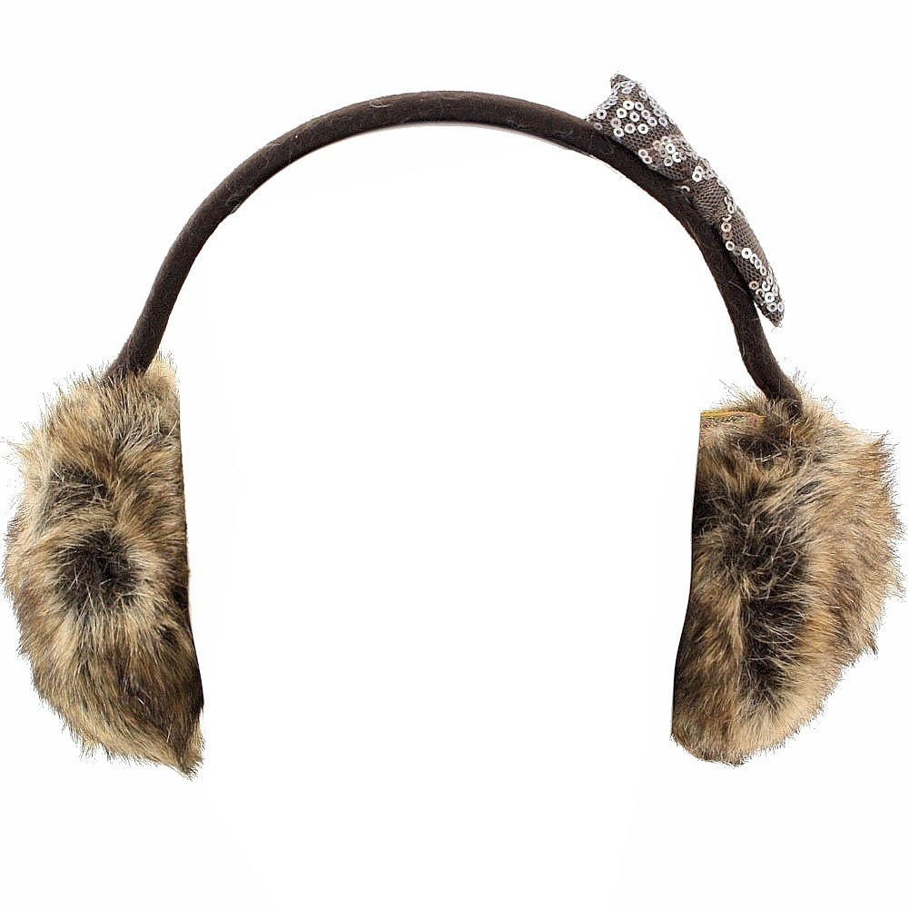 Scala Pronto Womens Fur Winter Ear Muff Hat