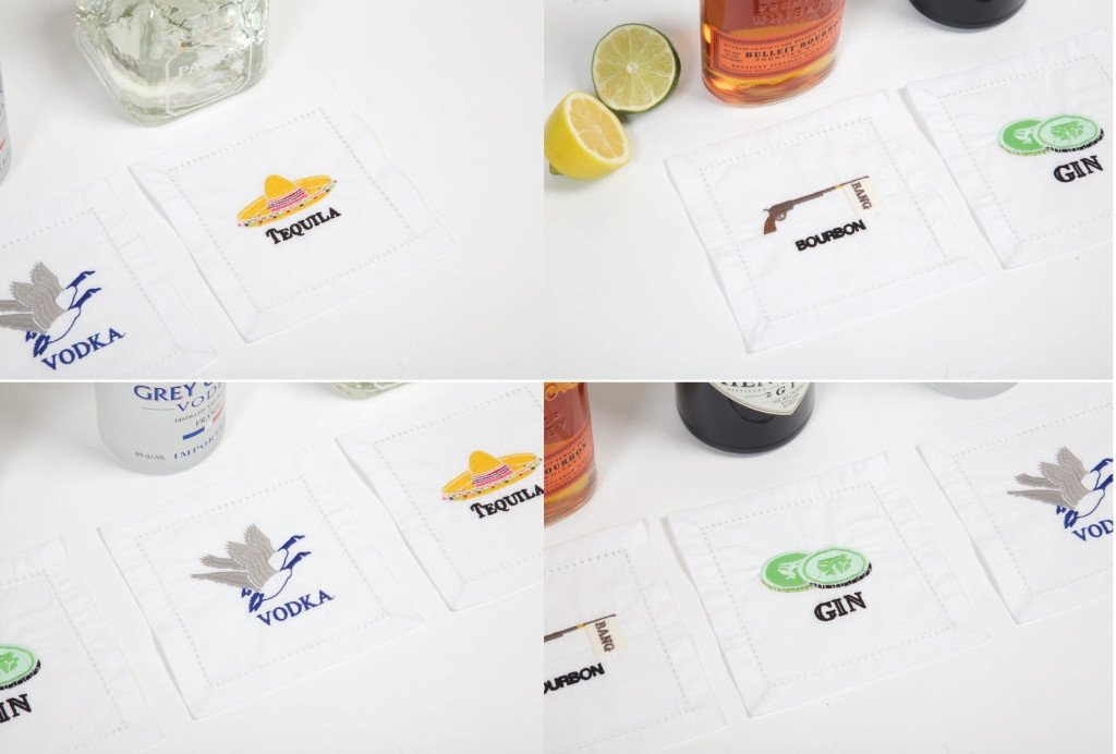 8オークレーンec033dnk食品ストレージ、organization-napkin-holders、ホワイト   B0733B5287