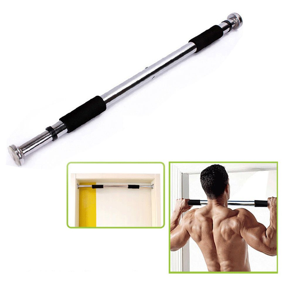 NEXPro Doorway Chin up Pull up Bar Door Frame Mount Exercise Fintness Workout Bar