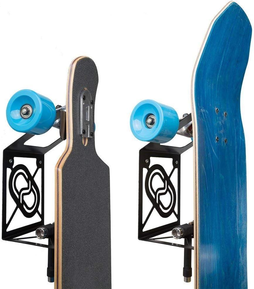 Gaetooely 6 St/ücke Longboard Wand Halterung Skateboard Wand Halter Wand Halterung