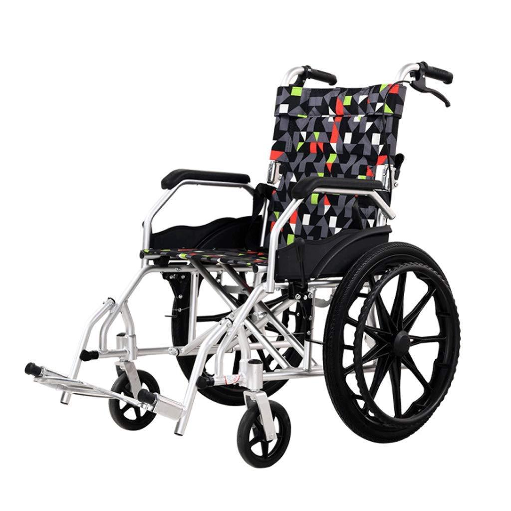 車椅子折りたたみ超軽量アルミ合金高齢者障害者自転車車椅子 B07PZBY8SZ B07PZBY8SZ, 千代田区:b8fd40a0 --- ijpba.info