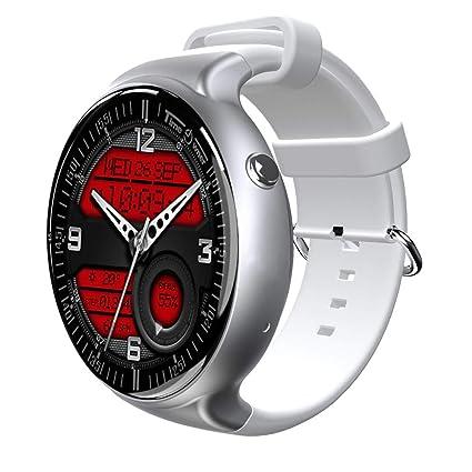 ZCPWJS Pulsera Inteligente Bluetooth Reloj TW2 Smart Watch ...