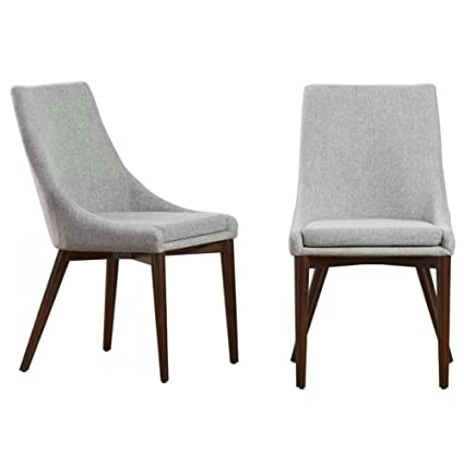 Amazon.com - Formal Dining Chair Set Living room Chairs Contemporary ...