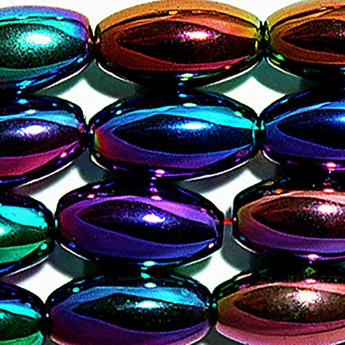 [Luxury & Custom {6 x 12mm} of Approx 33 Individual Loose Small Size Oval