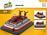 Hovercraft (Instruction Only): MOC LEGO (English Edition)