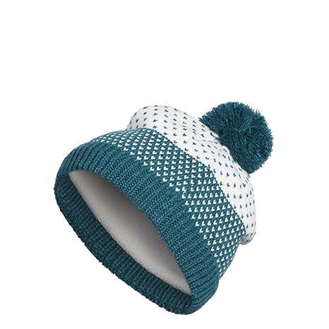 adidas Golf 2019 Ladies Fashion Lined Pom Pom Winter Golf Beanie Hat  Mystery Green 637e2b8b0803