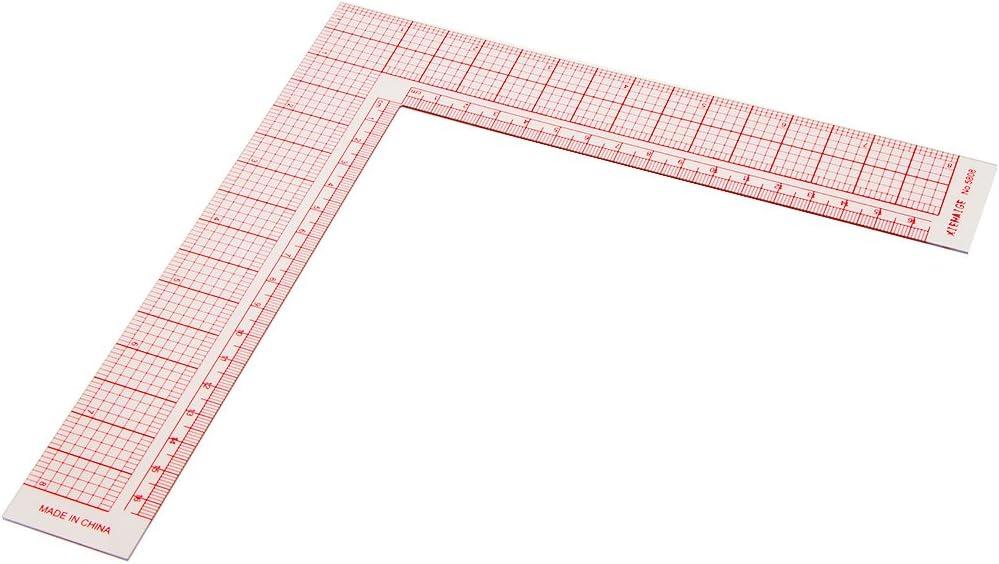 3Pcs Quilting Lineal Quilters Craft L Squre Hexagon Dreieck Lineale