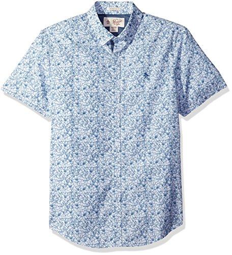 original-penguin-mens-short-sleeve-gingham-floral-printed-shirt-bright-white-x-large