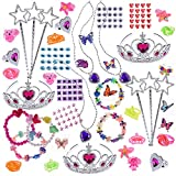 68Pcs Party Favor Toy Assortment for Girls, Party Favor for kids, Birthday Party Supplies, School Classroom Rewards, Carnival Prizes, Pinata Fillers, Stocking Stuffers