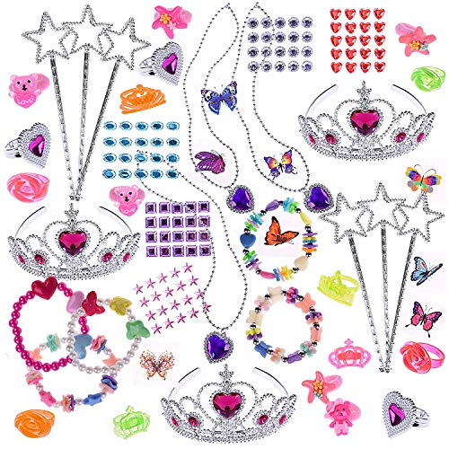 68PCs Princess Party Favor...